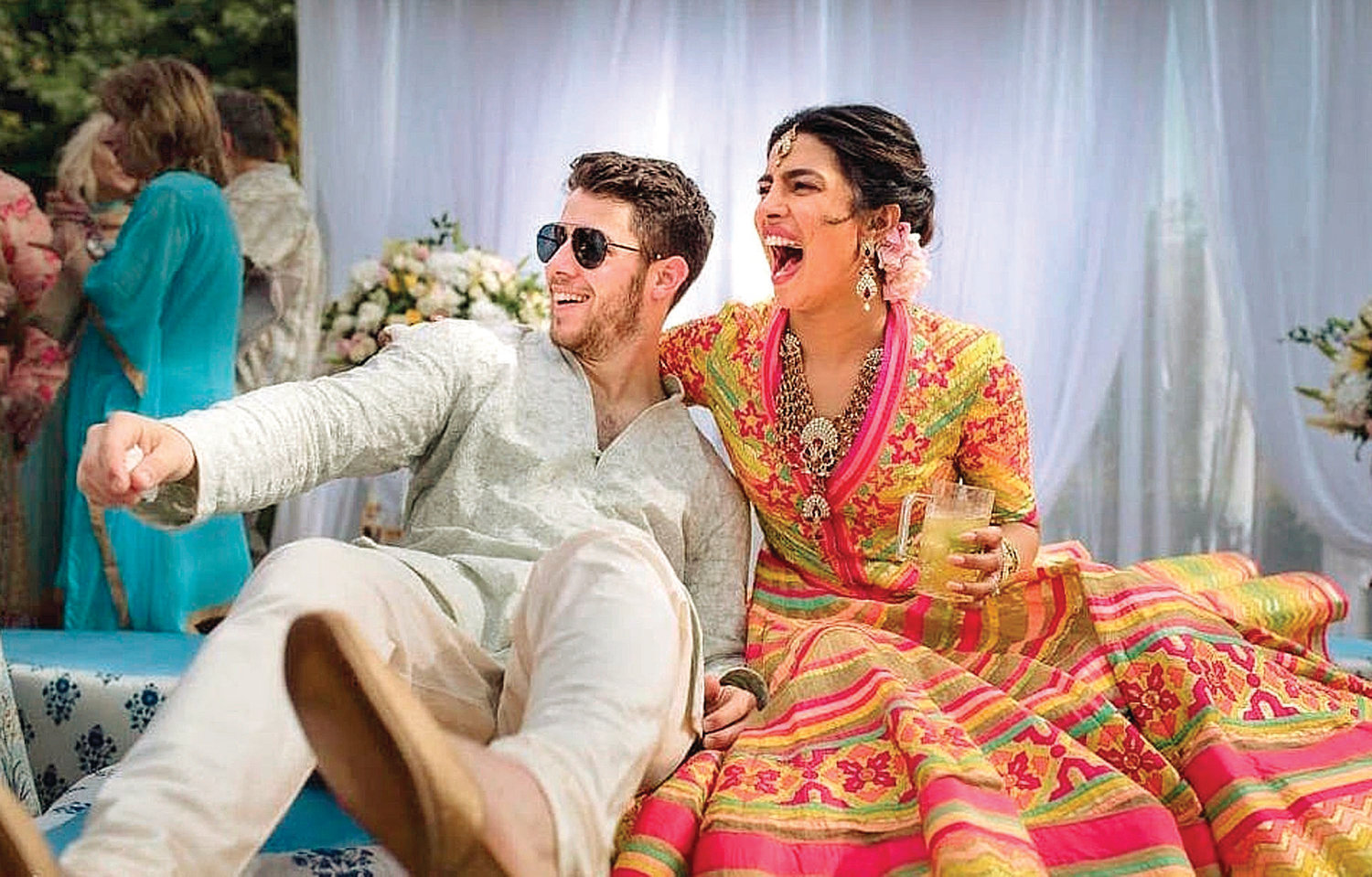 Priyanka Chopra-Nick Jonas Tied the knot on December 2